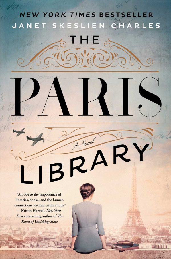 The Paris Library by Janet Skeslien Charle.